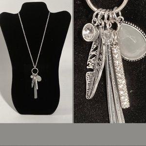 Jewelry - 2/$25 Charm Necklace